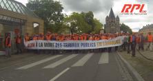 Manifestation Travaux publics