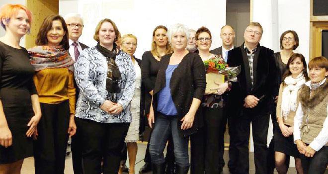 Les lauréates ont reçu leur prix au Pôle des Métiers de Metz.
